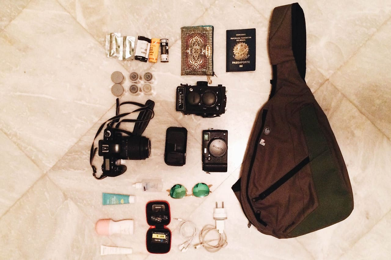 In your bag No: 1343 – Rafaela Petean