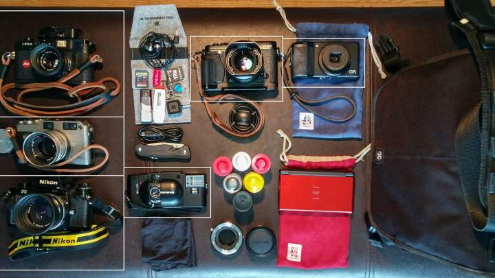 In your bag No: 1340 – Patrick Kuhl
