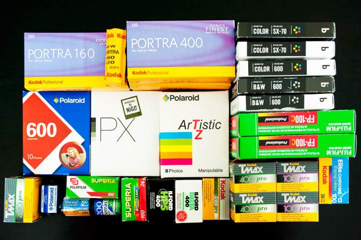 film stash