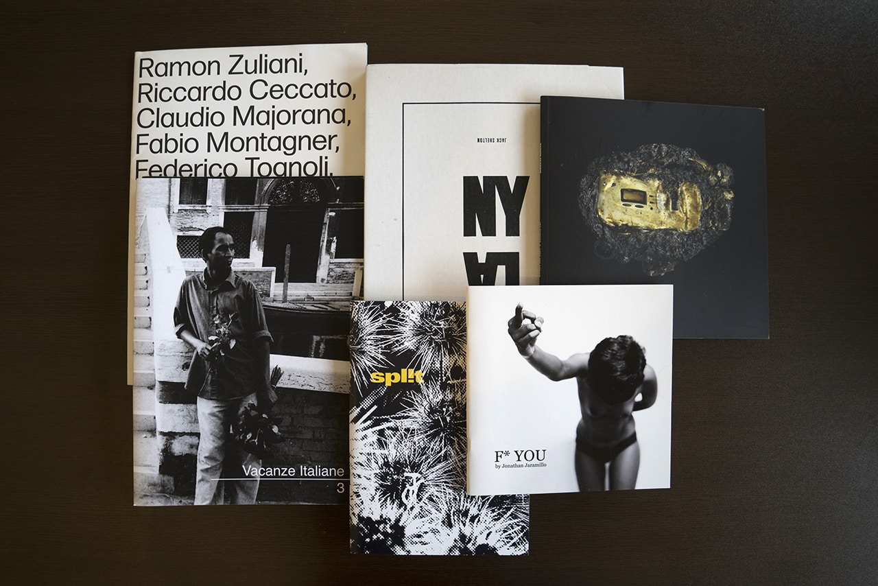 Photography Zines and Books No: 33