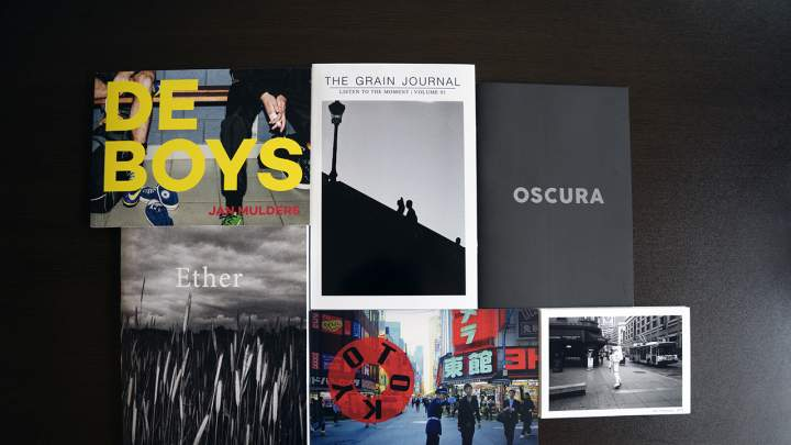 Photography Zines and Books No: 34