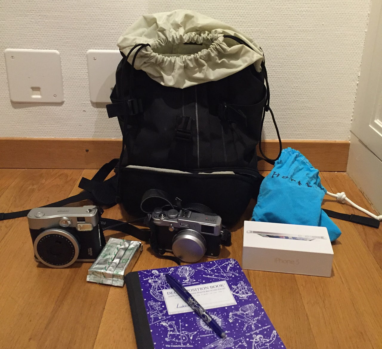 In your bag No: 1366 – Luka