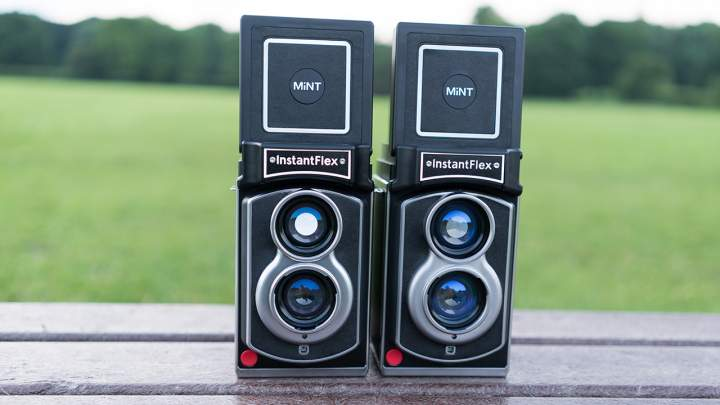 Camera Review: MiNT InstantFlex TL70 2.0