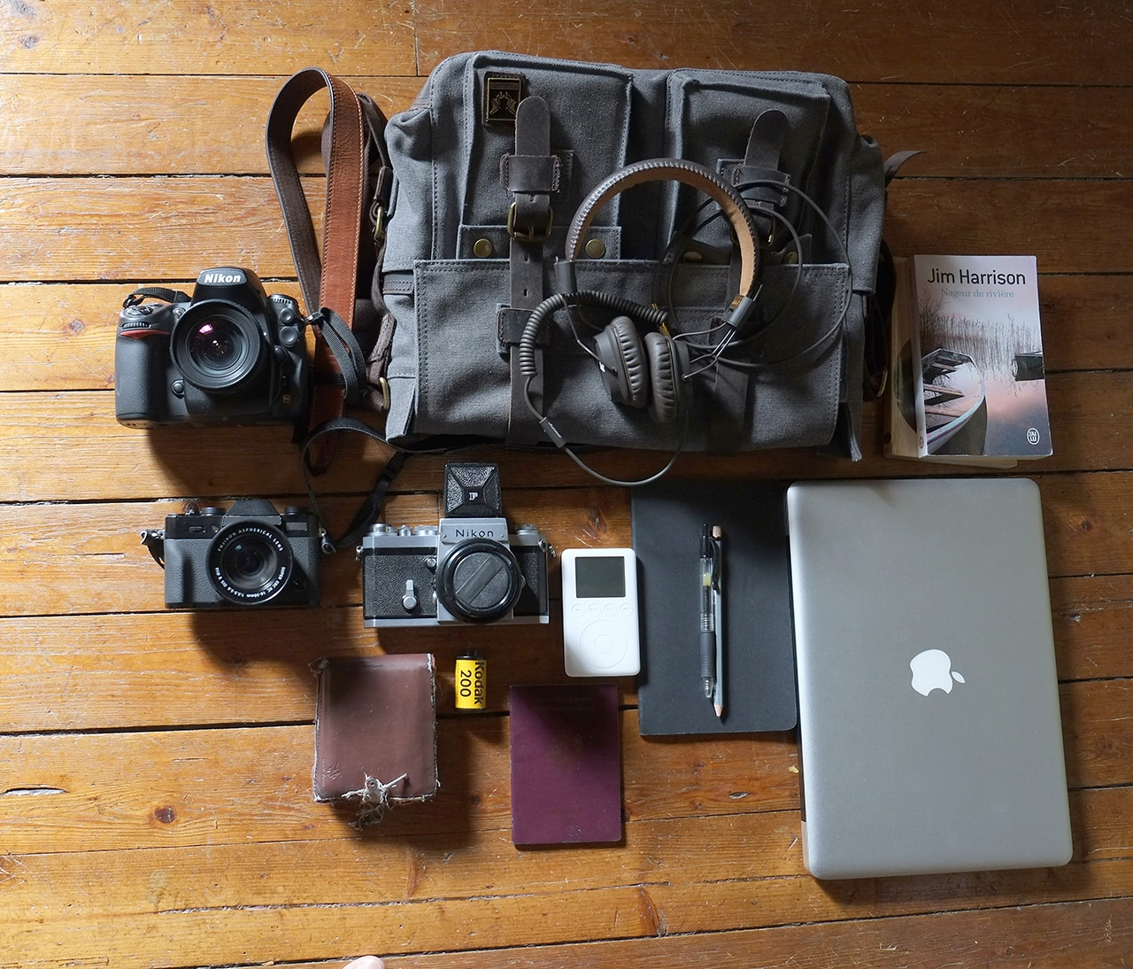 In your bag No: 1399 – Benoît Coeuret