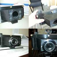 Camera Geekery: 3D Printed Panoramic 6×14 Camera