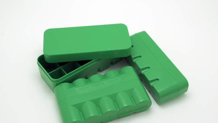 Camera Geekery: JCH Green film cases available now!