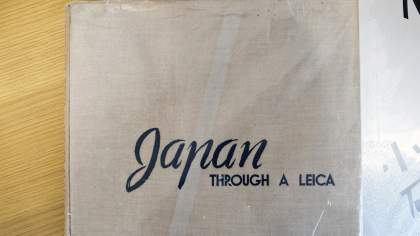 Jesse's Book Review – Japan through a Leica