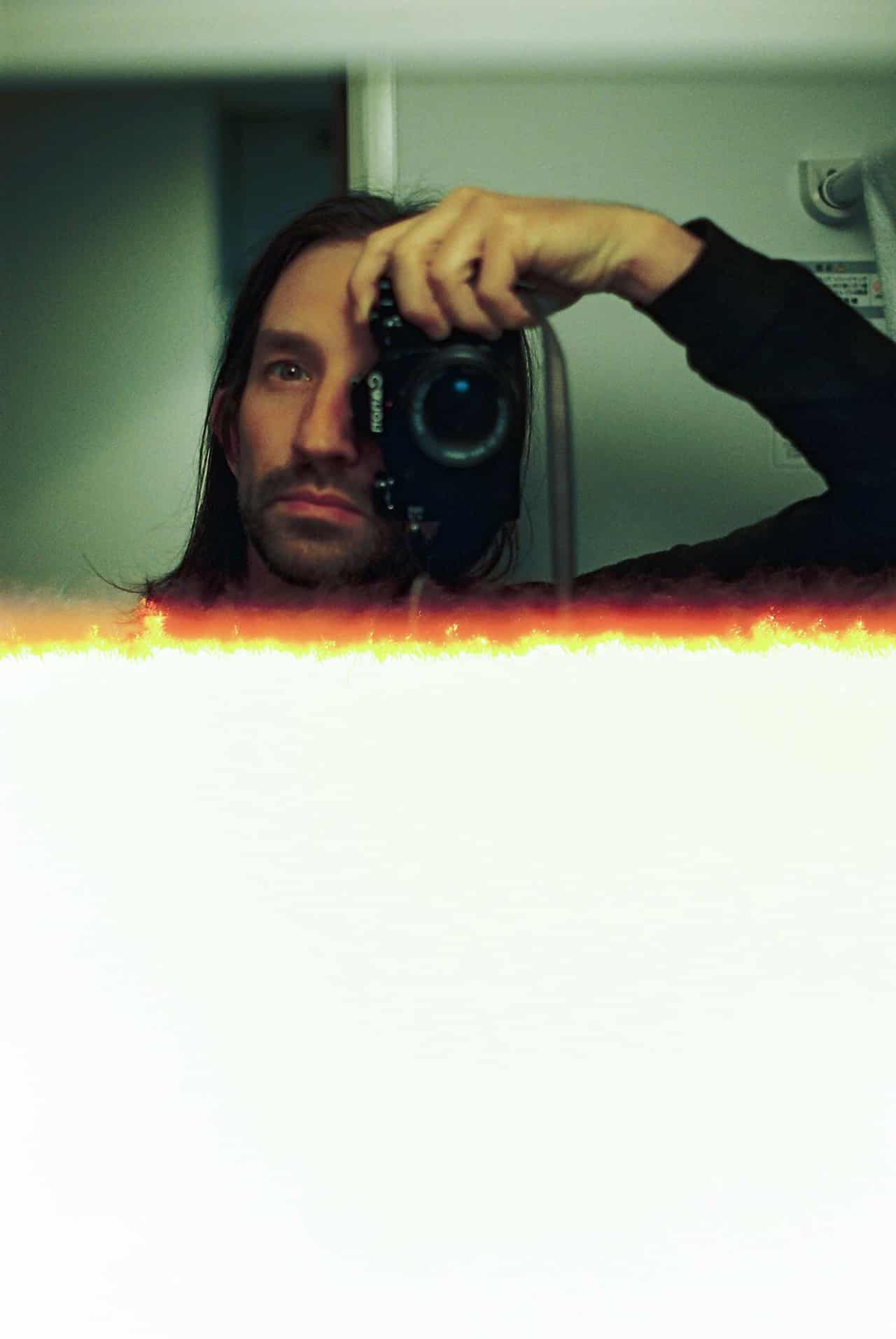 Jesse's Visual Interviews: Andrew Curry