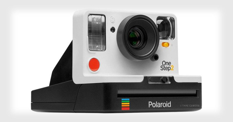 Camera geekery: Polaroid Originals OneStep 2 i-Type Camera