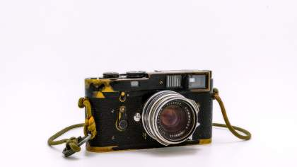 Camera Historica: The Sean Flynn Leica M2