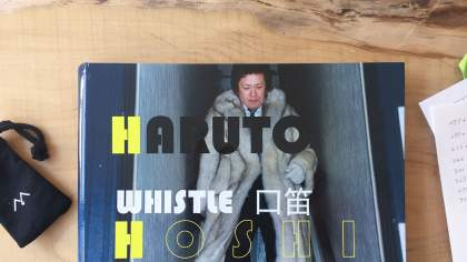 Jesse's Book Review – Whistle by Haruto Hoshi