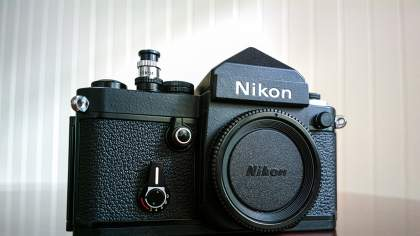 Camera Geekery: Nikon F2 Titan review