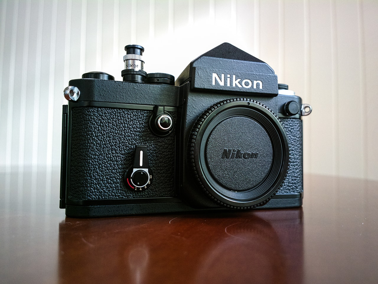 Camera Geekery: Nikon F2 Titan review - Japan Camera Hunter