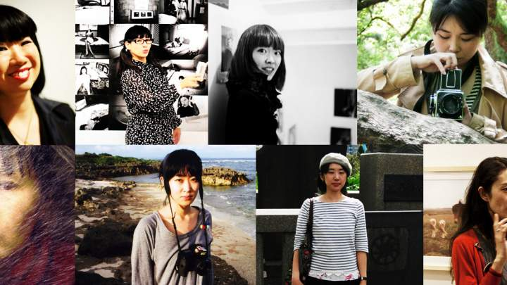 Japanese Female Film Photographers if you don't know, now you know