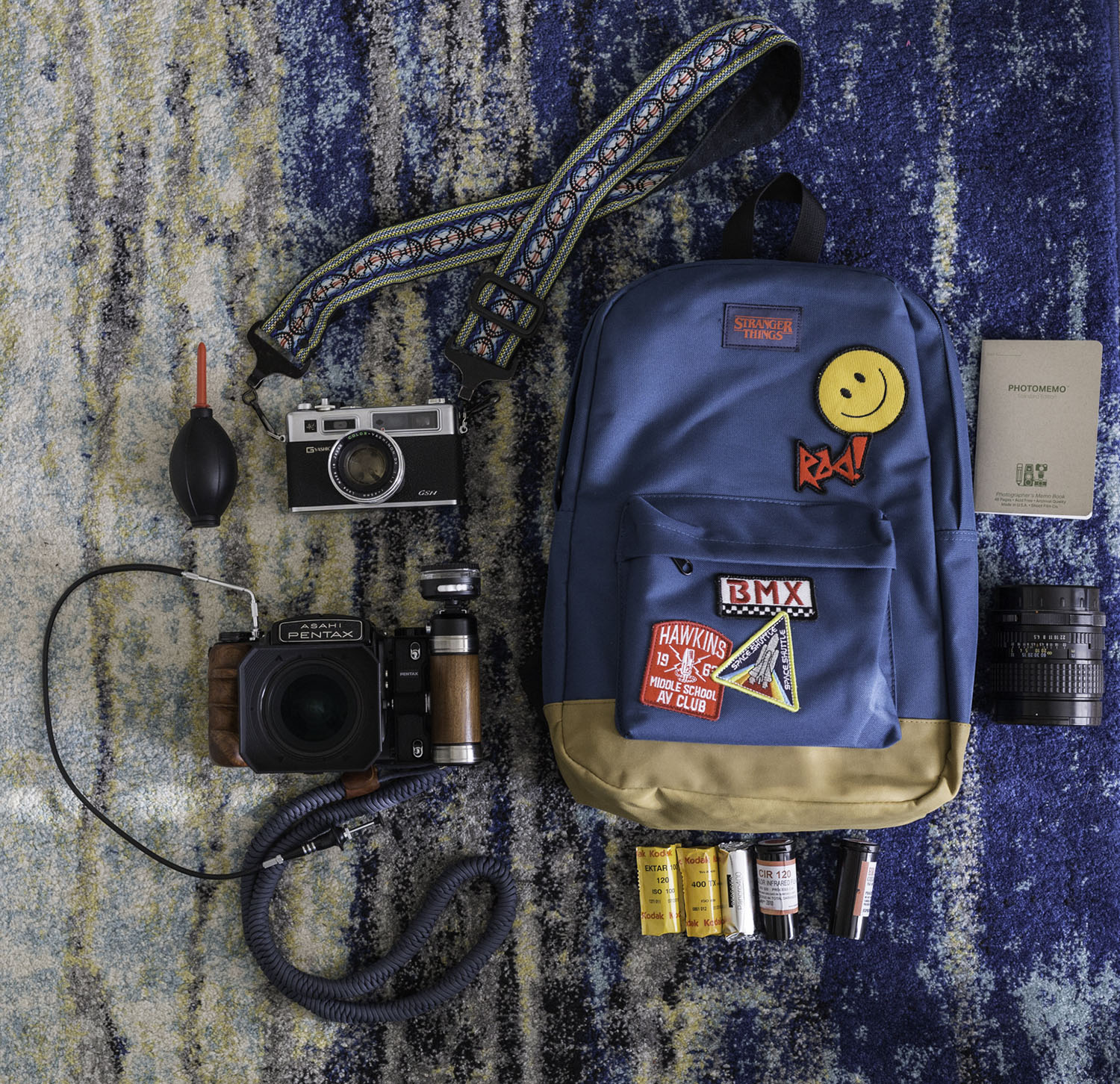 In your bag No: 1560 – Jackson Kirchner