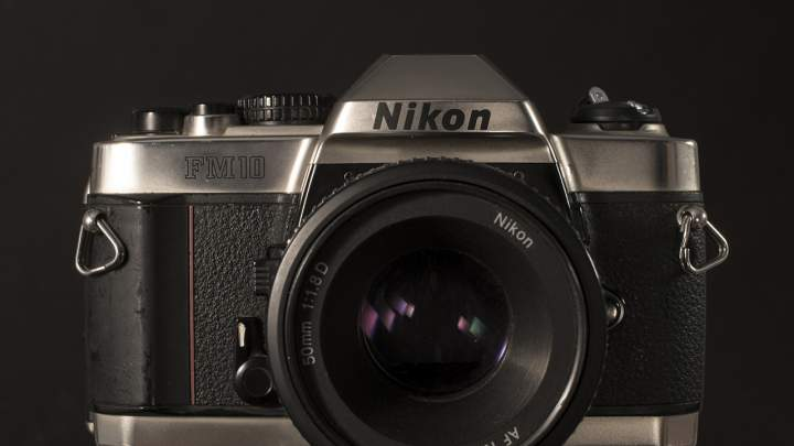 Camera Geekery: Nikon FM10 review