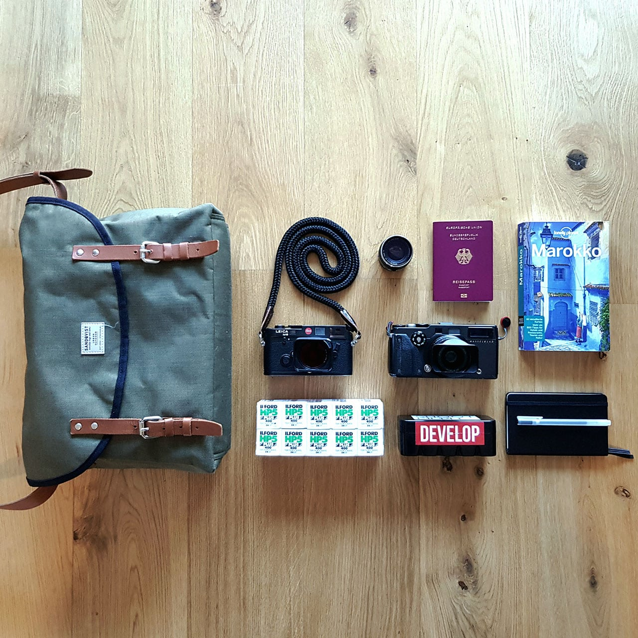 In your bag No: 1583 – Bastian Block