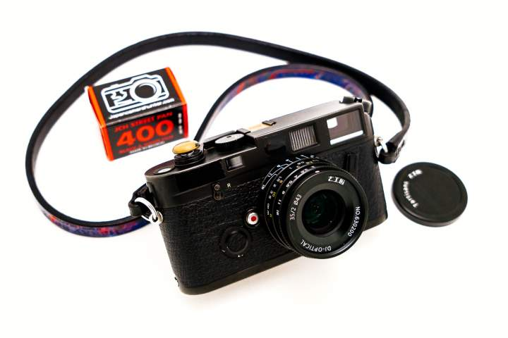 Camera Geekery: 7Artisans 35mm f/2 lens on film review