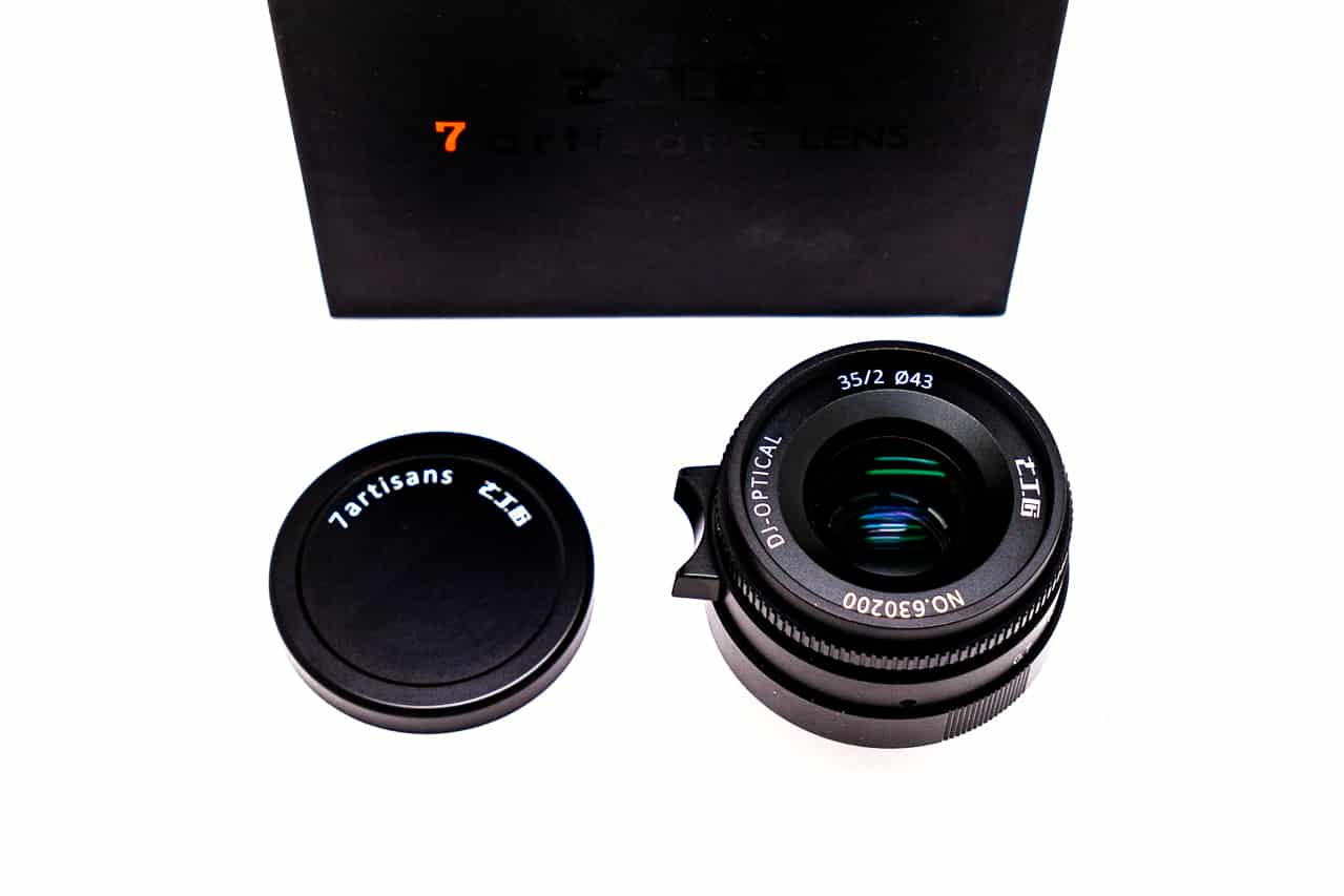Camera Geekery: 7Artisans 35mm f/2 lens on film review - Japan
