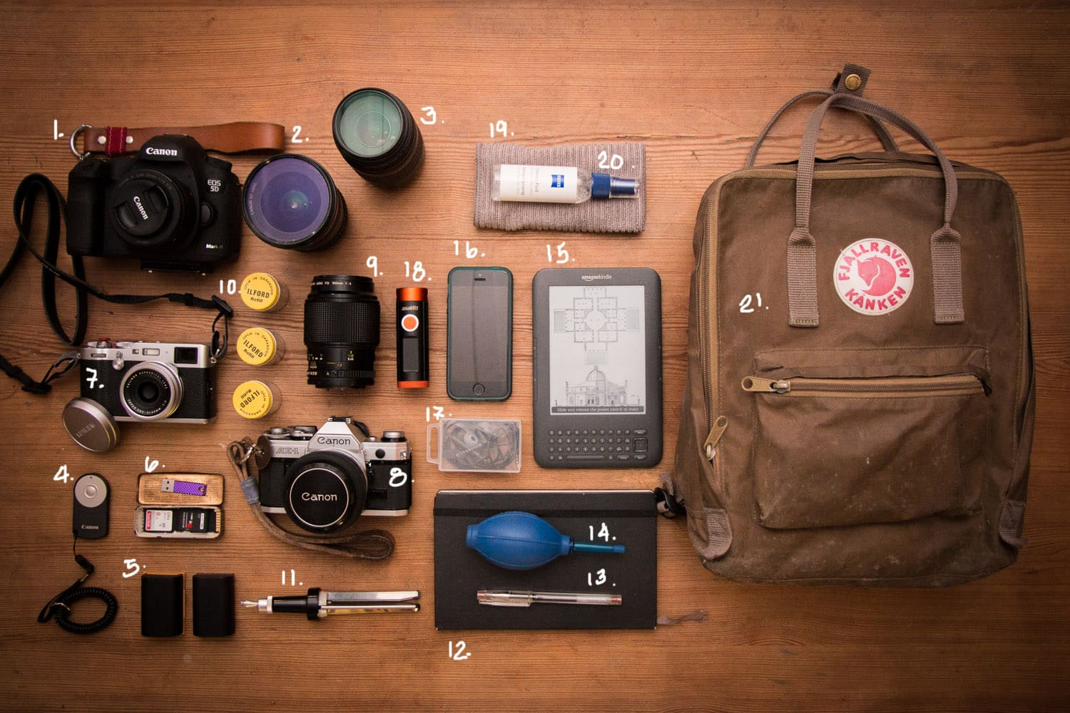 In your bag No: 1599 – Andrés Luna
