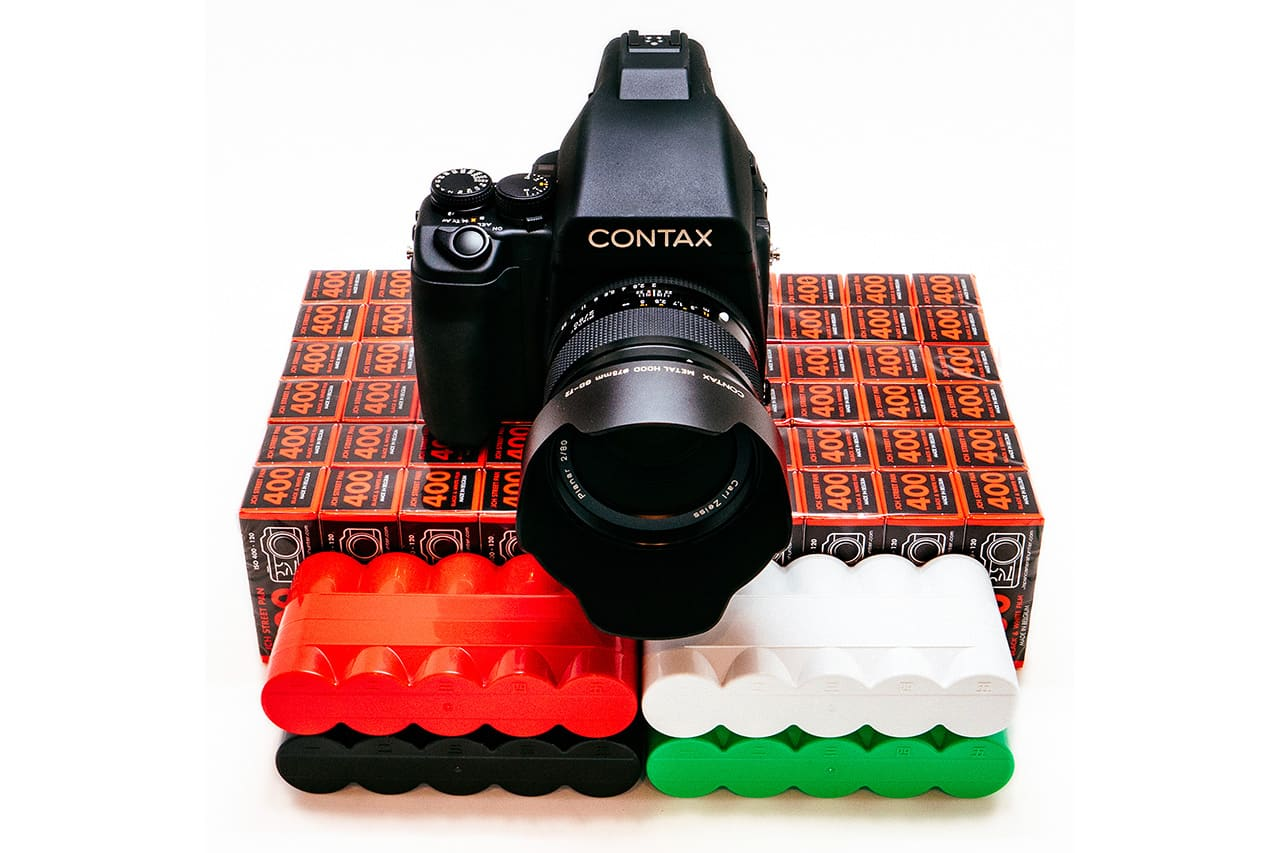 Camera Geekery: Contax 645