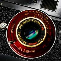 MS-Optics Apoqualia-G 28mm f2 Ultra Thin Version II