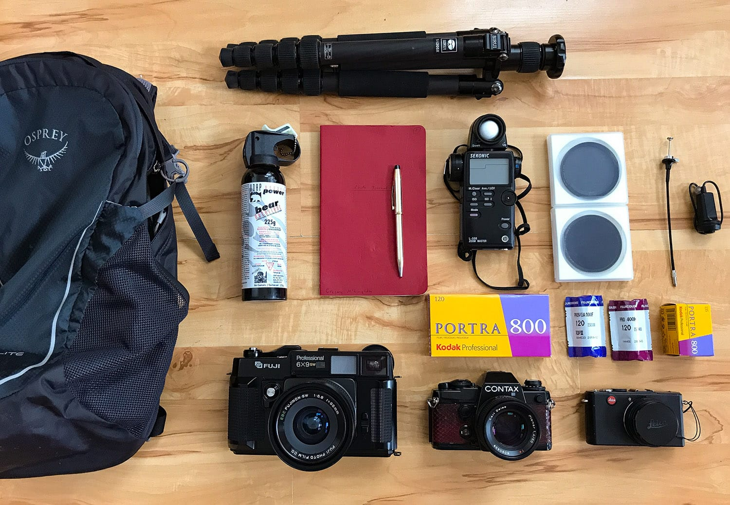 In your bag No: 1608 – Gregory McLaughlin