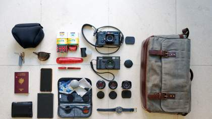 In your bag No: 1605 – Guillaume Rougeot
