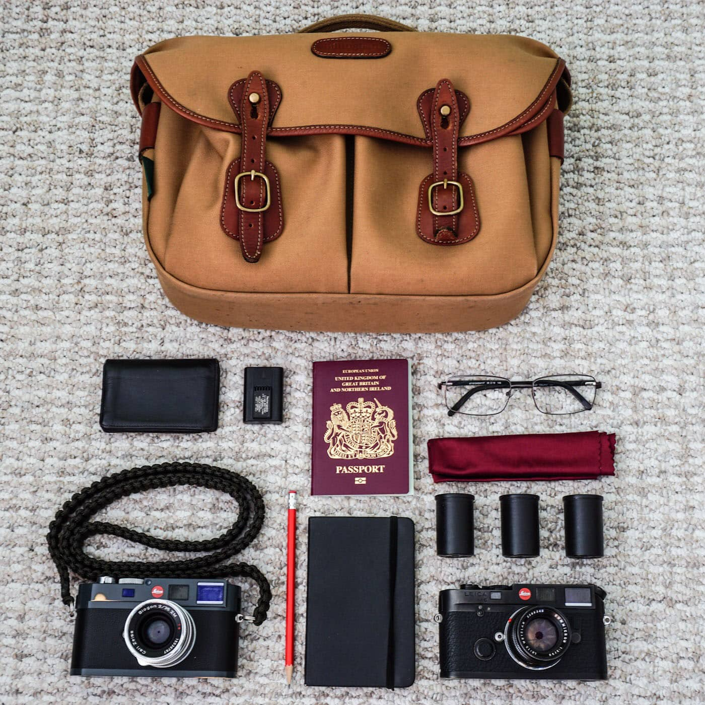 In your bag No: 1617 – Duncan Campbell