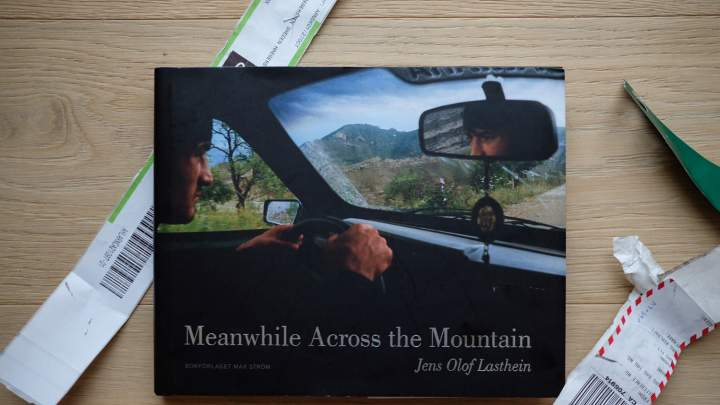 "Jesse's Book Review – ""Meanwhile Across the Mountain"" by Jens Olof Lasthein"