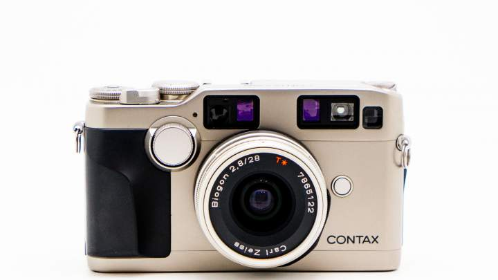 Camera Geekery: Contax G2
