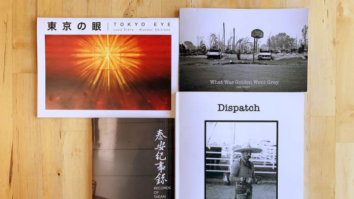 Photography Zines and Books No: 40