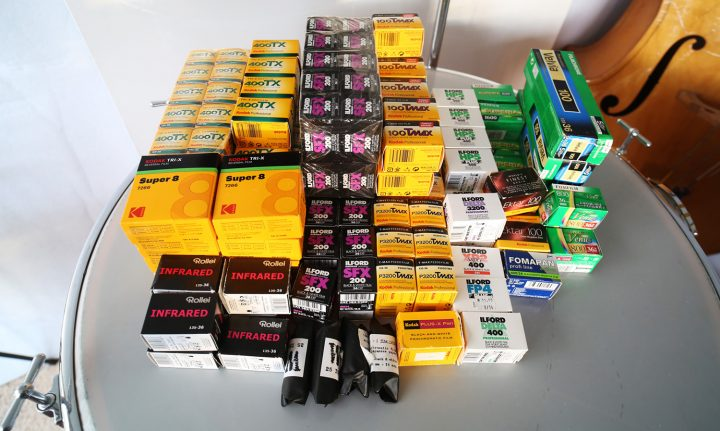 Show us your film: The New Stash