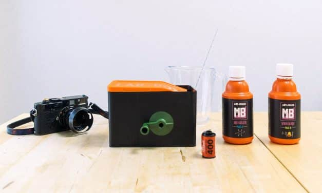 Photography: Ars-Imago Lab-Box + Monobath Review