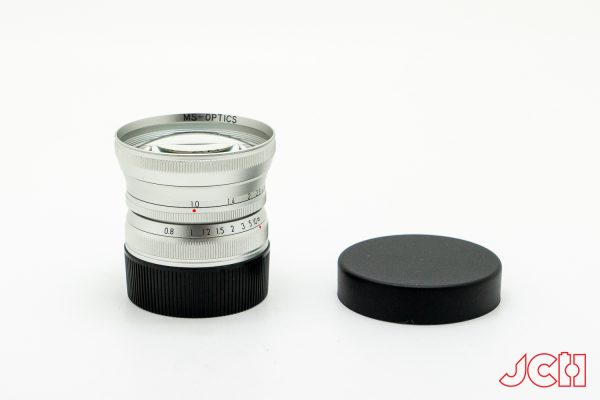 MS Optics ISM 50mm silver
