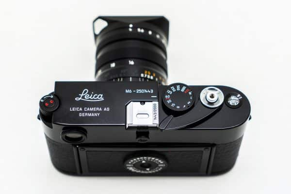 hotshoe cover for leica M cameras from Japan