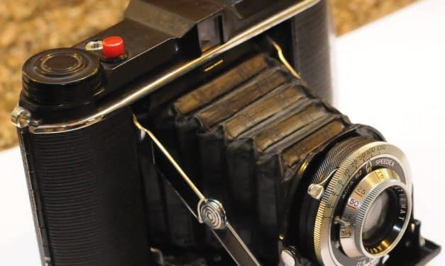 Camera Geekery: Ansco Speedex Brought Back to Life