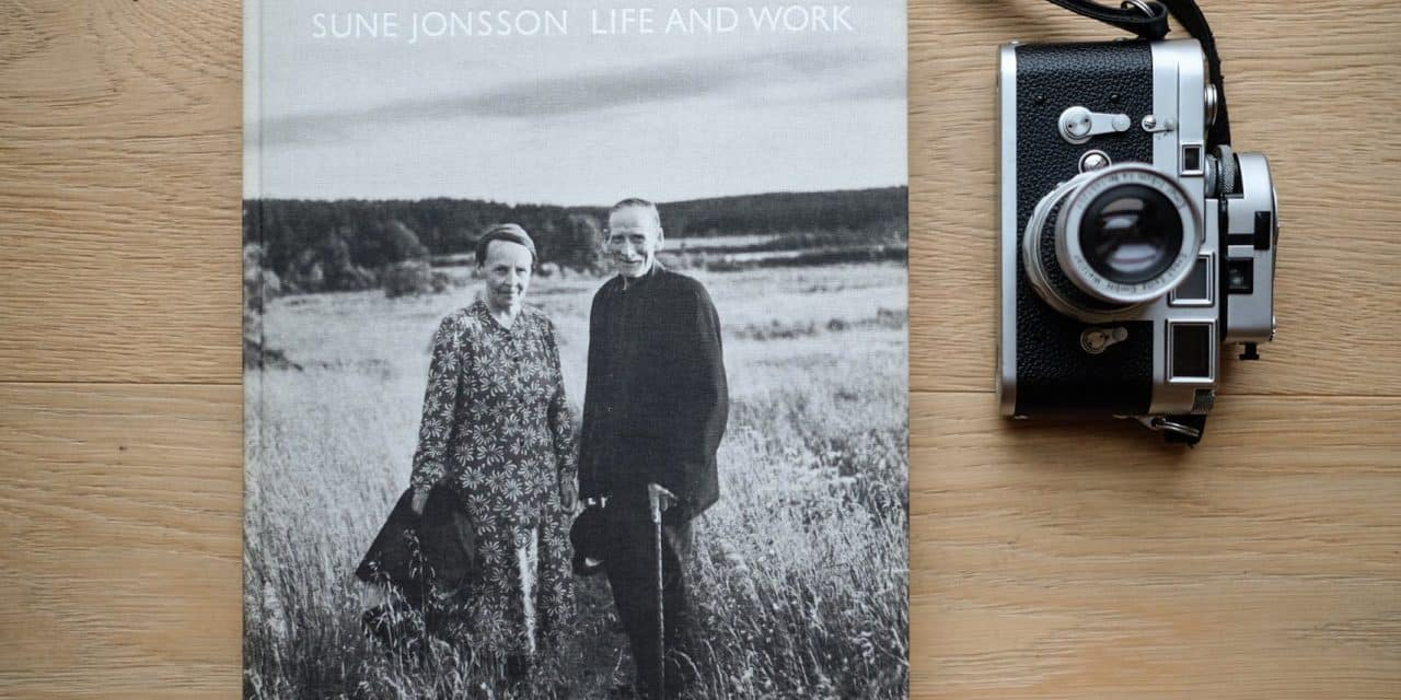Jesse's Book Review – Life and Work by Sune Jonsson
