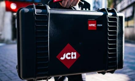HPRC X JCH Limited Edition Hard Case