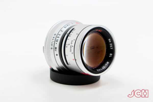 MS Optics Vario Prasma 50mm 1.5 M mount silver