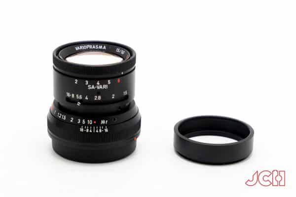 MS Optics Vario Prasma 50mm 1.5 M mount