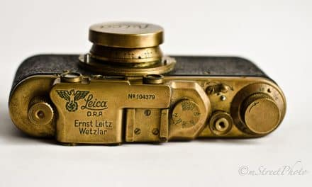 Camera Geekery: No your Nazi Leica is not real