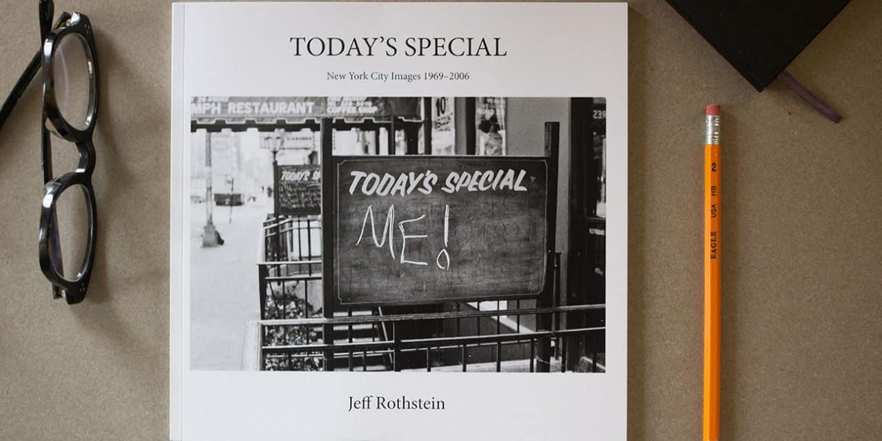 Jesse's Book Review – Today's Special, New York City Images 1969-2006