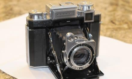 Camera Geekery: Zeiss Ikon Super Ikonta II