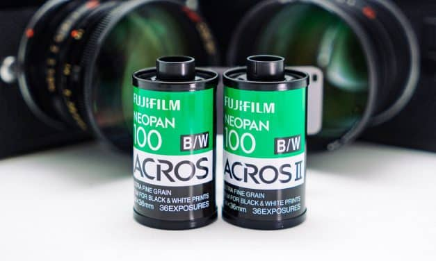 Film Review: Fujifilm Acros I vs. II