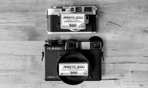 Film Review: Arista.EDU Ultra 200