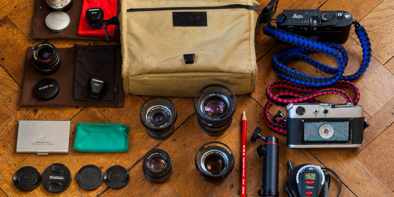 In your bag No: 1679 – Joël Christinet