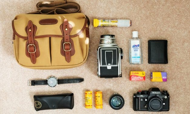 In your bag No: 1683 – George Choy