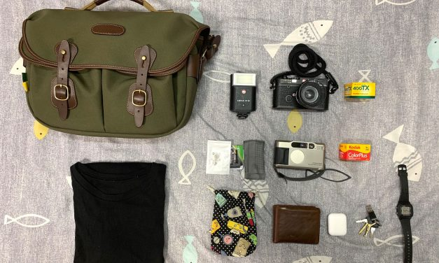 In your bag No: 1687 – Hansel Wong