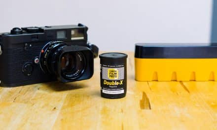 Film Review: Kodak Double-X